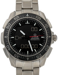Omega Speedmaster Skywalker X-33 Chronograph 318.90.45.79.01.001