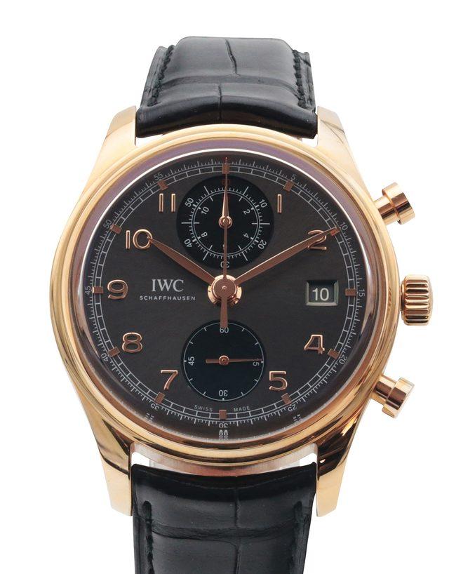IWC Portuguese Chronograph IW390405