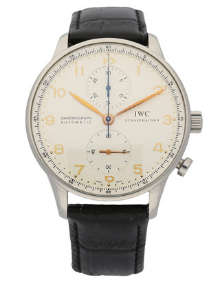 IWC Portugieser Chronograph IW371401