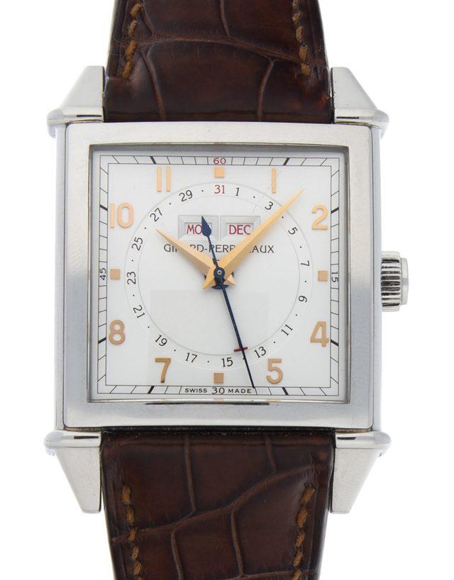 Girard Perregaux Vintage 1945 GMT 25810-11-651-BA6A