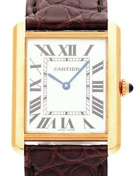 Cartier Tank Solo W5200025