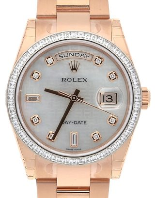 Rolex Day-Date 118395BR
