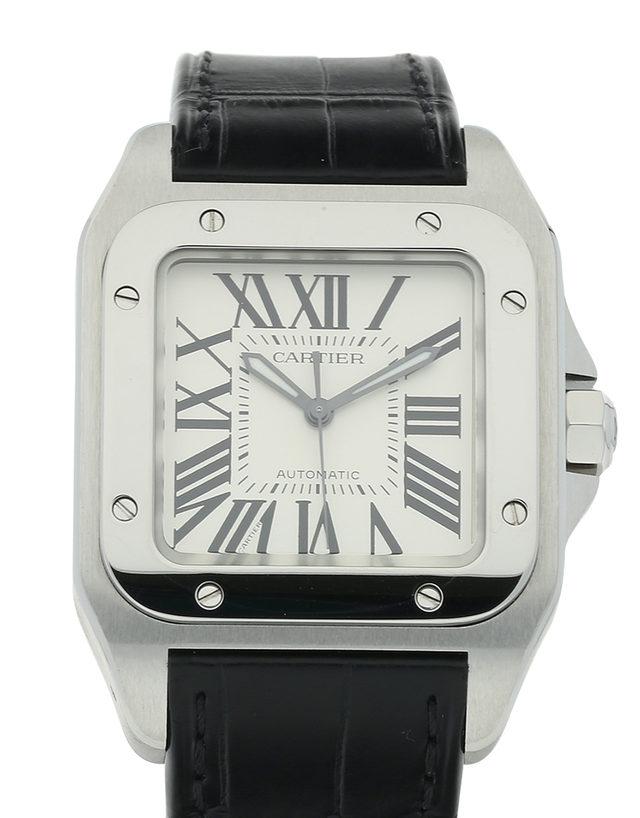Cartier Santos 100 W20106X8