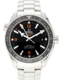 Omega Seamaster Planet Ocean 600 M GMT 232.30.44.22.01.002