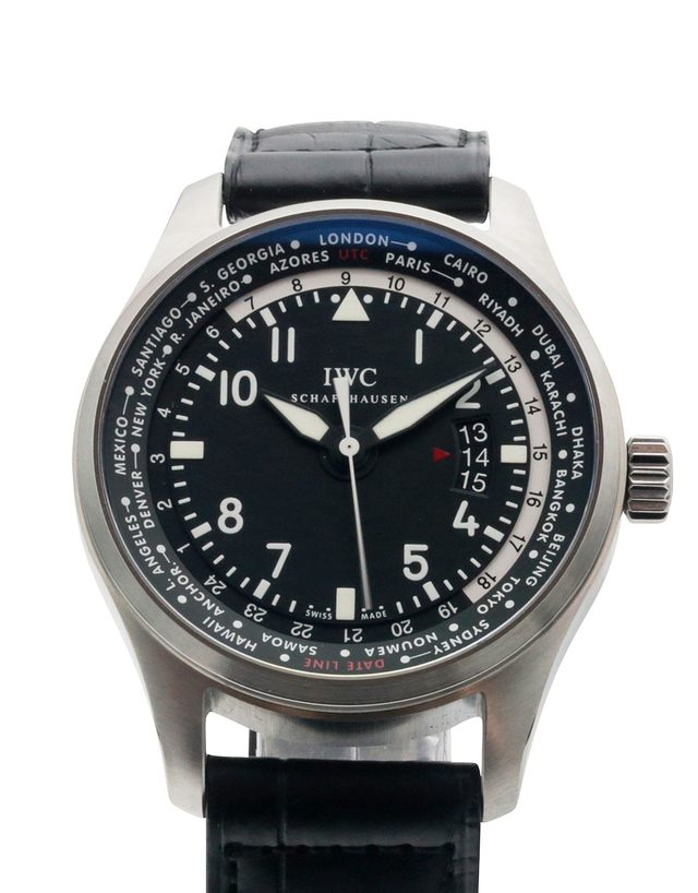 IWC Pilots Worldtimer IW326201