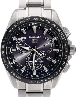 Seiko Astron GPS Solar Dual-Time  SSE045J1
