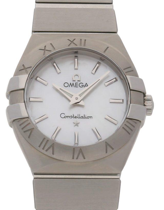 Omega Constellation Quartz 123.10.27.60.05.001