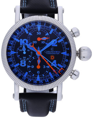 Chronoswiss Timemaster Chronograph Flyback  CH7533DST-NH