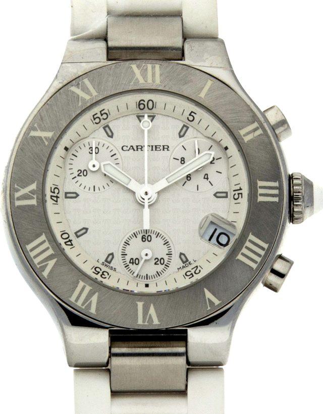 Cartier Must 21 W10184U2