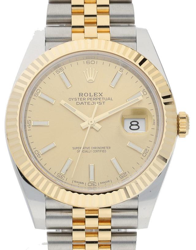 Rolex Datejust II 126333