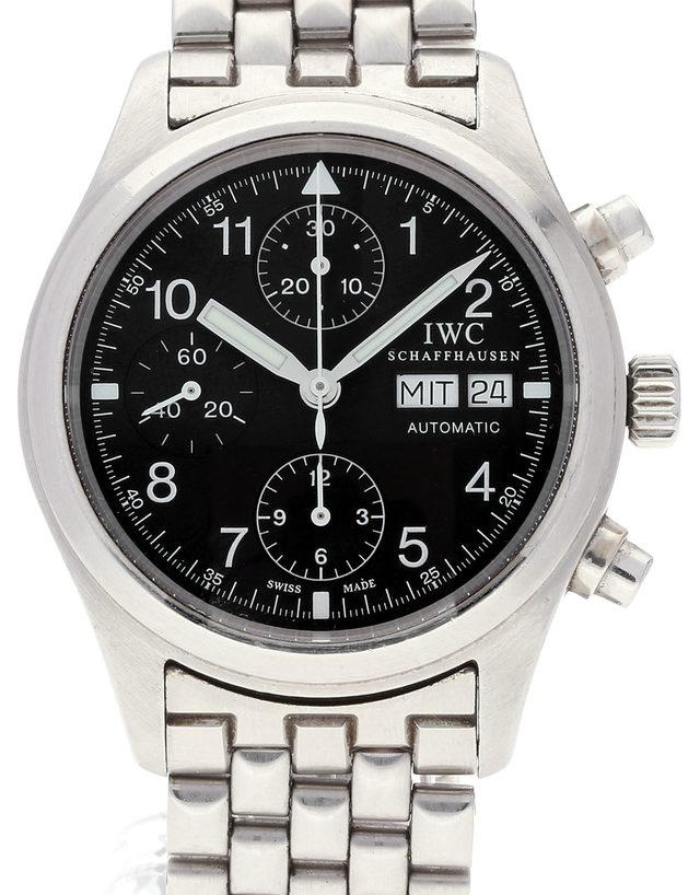 IWC Pilots Chronograph IW370607