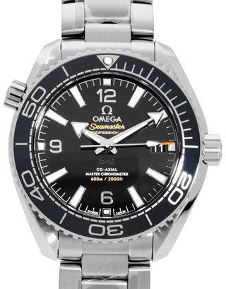 Omega Seamaster Planet Ocean 600 M 215.30.40.20.01.001