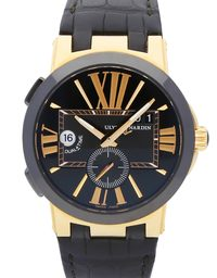 Ulysse Nardin The Executive Dual  246.00.42
