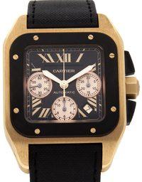 Cartier Santos 100 W2020003