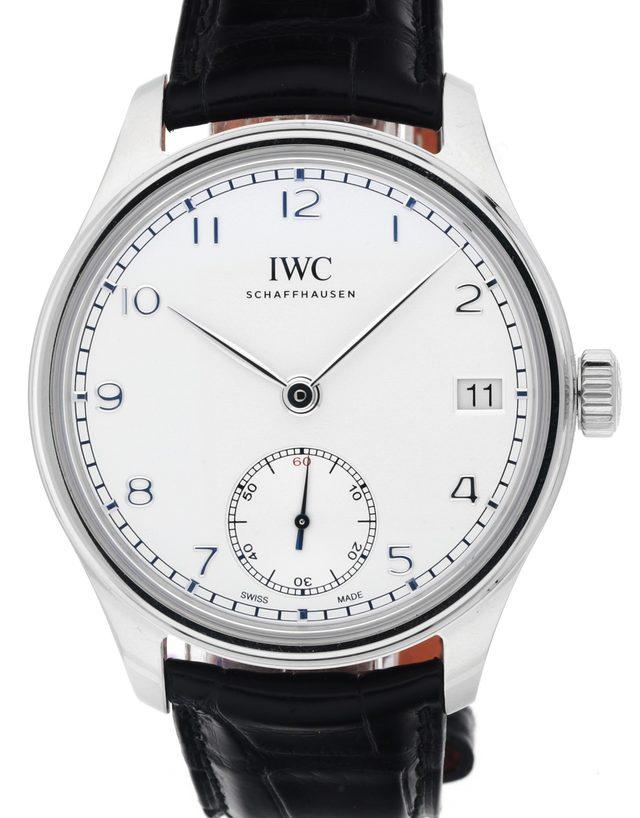 IWC Portuguese Manual IW510203