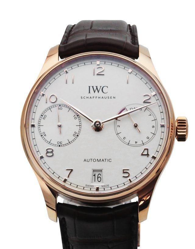 IWC Portuguese Automatic IW500701