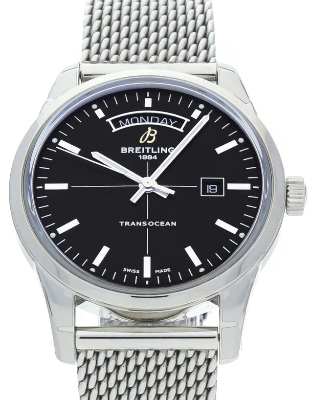 Breitling Transocean Day-Date A4531012.BB69.154A