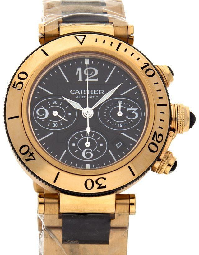 Cartier Pasha W301980M