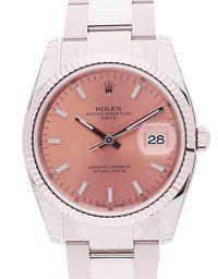 Rolex Oyster Perpetual Date 115234