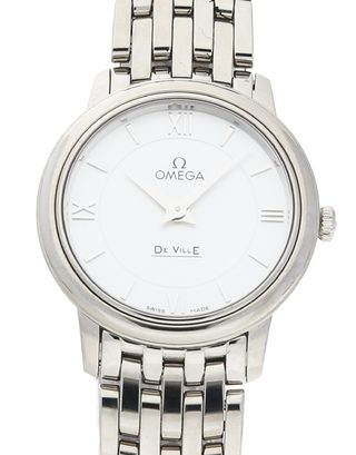 Omega De Ville Prestige Quartz 424.10.27.60.05.001