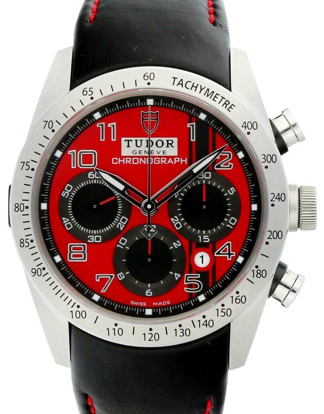 Tudor Fastrider Chronograph M42000D-0001