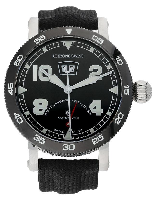 Chronoswiss Timemaster CH-8143