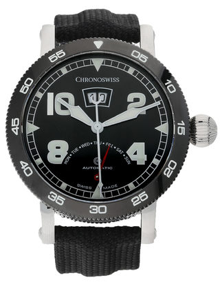 Chronoswiss Timemaster Chronograph Flyback  CH-8143