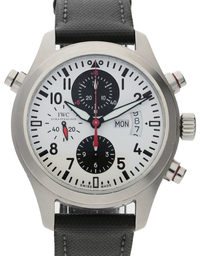 IWC Pilots Double Chrono IW371803