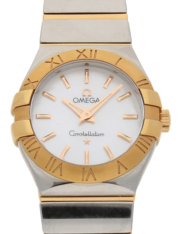 Omega Constellation Quartz 123.20.27.60.05.003