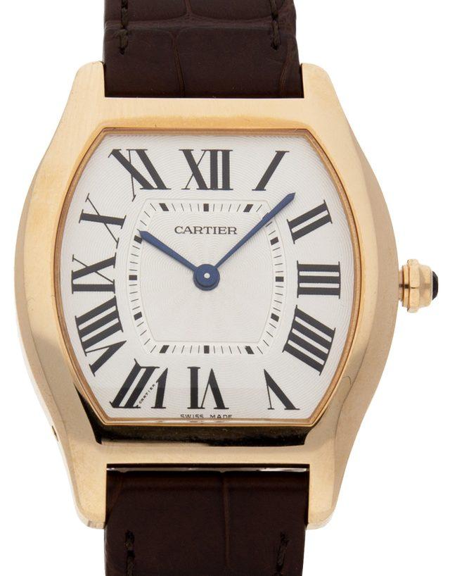 Cartier Tortue W1556362