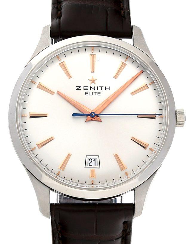 Zenith Captain Central Second 03.2020.670/01.C498