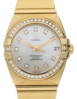 Omega Constellation Double Eagle Ladies 1199.75.00