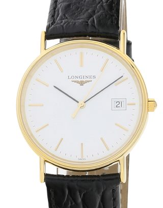 Longines Presence L4.720.2.12.2