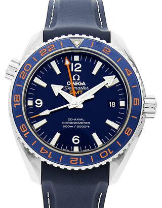 Omega Seamaster Planet Ocean 600 M GMT 232.32.44.22.03.001