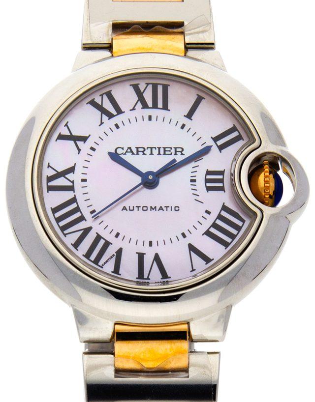 Cartier Ballon Bleu W6920098