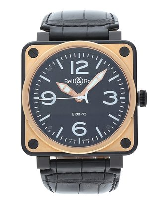 Bell and Ross BR01-92 BR0192-BICOLOR