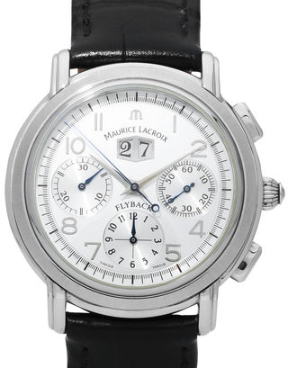 Maurice Lacroix Masterpiece Flyback Chronograph  5826