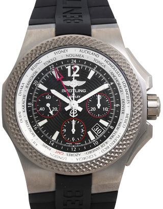 Breitling Bentley GMT EB043335.BD78.232S.E20DSA.2