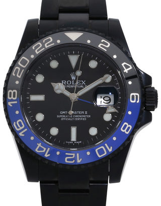 Rolex GMT Master II 116710 BLNR - PVD