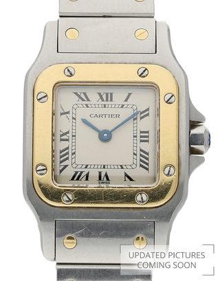 Cartier Santos Galbee W20012C4 1567