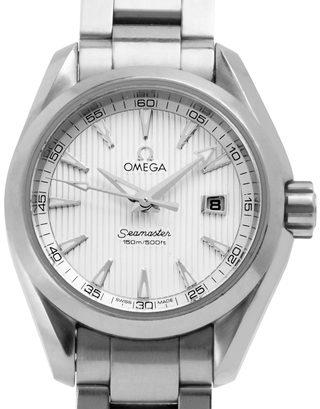 Omega Seamaster Aqua Terra 150 M Ladies 231.10.30.61.02.001