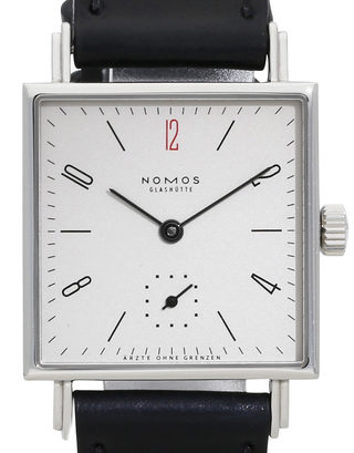Nomos Glashütte Tetra 401.S2 Doctors Without Borders Germany