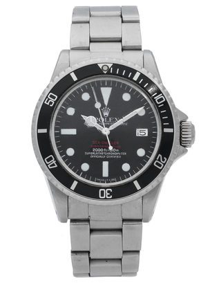 Rolex Sea-Dweller Double Red  1665