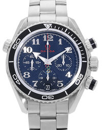 Omega Seamaster Planet Ocean 600M  Olympic Games