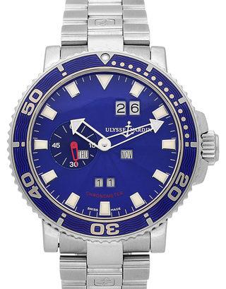 Ulysse Nardin Marine Aqua Perpetual 333.77