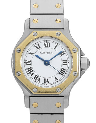 Cartier Santos Octagon Automatic