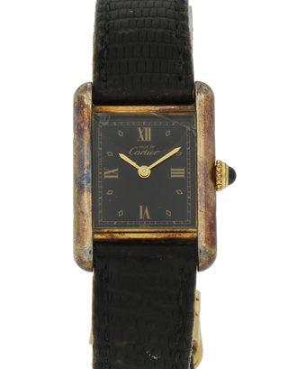 Cartier Tank Vermeil Vermeil
