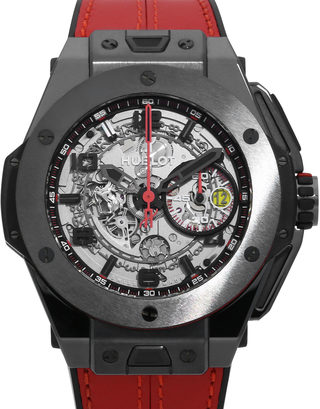 Hublot Big Bang Ferrari Chronograph 401 Cx 0123 Vr 45 Mm Leder Kaufen Watchmaster Com