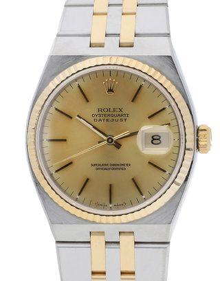 Rolex Oysterquartz Datejust 17013