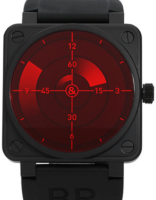 Bell and Ross BR01-92 BR192-REDRADAR